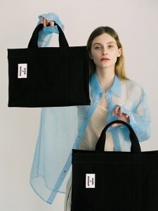'WAY BAG'_BLACK (3SIZE)