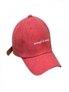 ENOUGH BALL CAP(5COLOR)