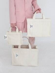 'WAY BAG'_CREAM (3SIZE)