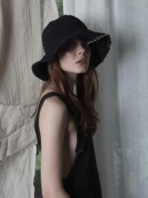 Knitting Bucket Hat