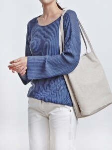 NEAT BAG _ LINEN (Natural)