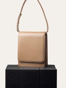 Camelia Bag (4 colors / Double strap)