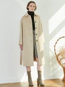 SIMPLE LONG COAT