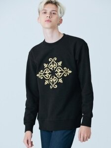 ROYAL FLOWER SWEATSHIRTS