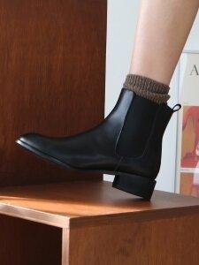 Warm Chelsea Boots_K089RF_3cm