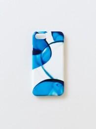 Blue Rain_Hard Case