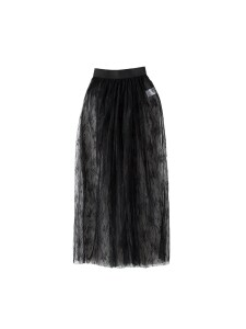 LACE LONG SKIRTS