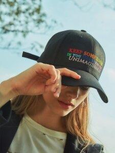 KEEP SOME ROOM BLACK - BALL CAP