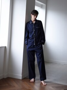 M Pajama Pants  _ Navy