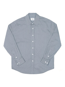 BLUE GRAY STRIPE SHIRTS