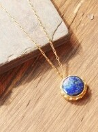 'yesterday' necklace
