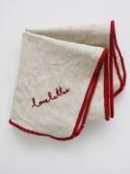 Fabric Letter_love letter