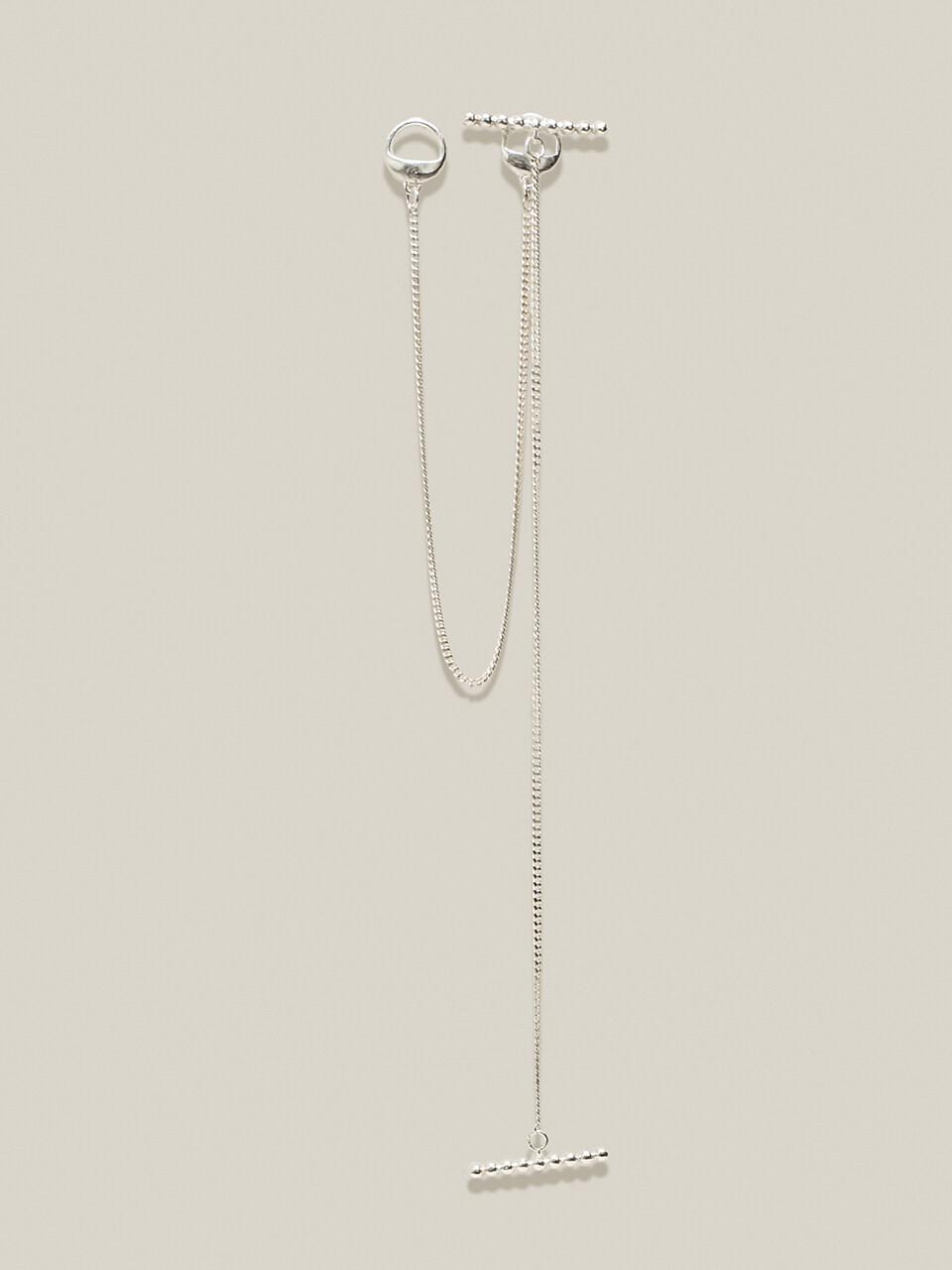 로르허(LORHER) 인피니티 레어이드 귀걸이