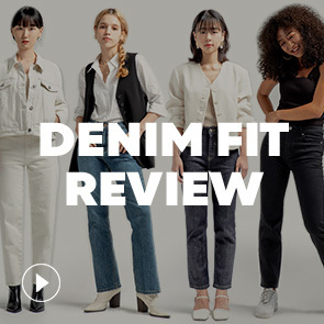 DENIM FIT REVIEW