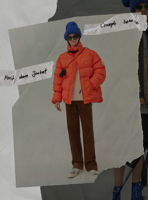 ADER ERROR 20 F/W COLLECTION