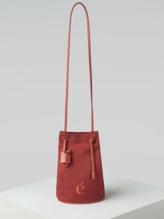 eco bag(Chilli brown)_OVBLX19101BRD