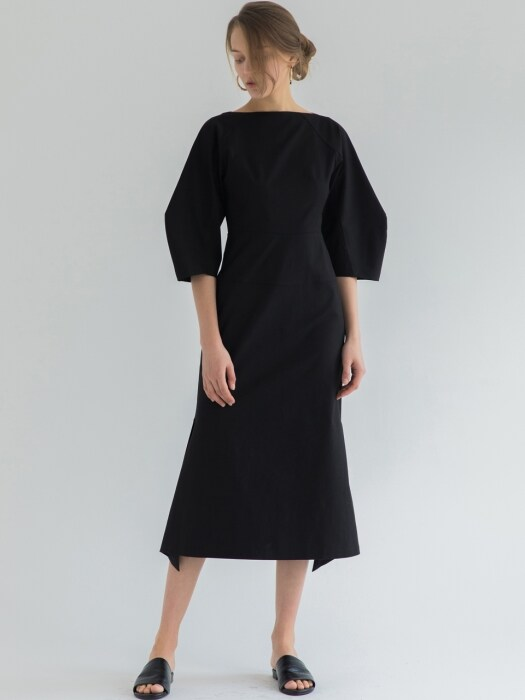 [19SS]Raglan Sleeve Dress