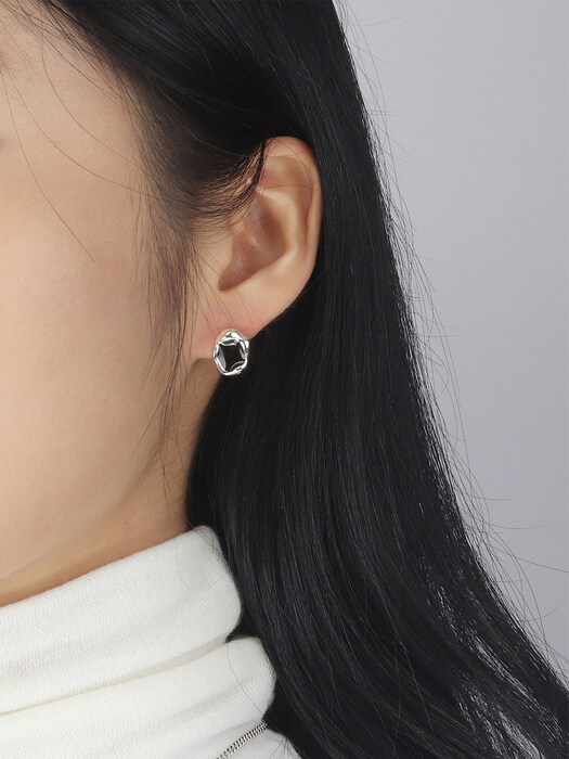 FLEXIBLE EAR_silver