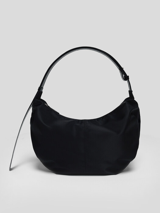 [단독]HT nylon shoulder bag (Black)