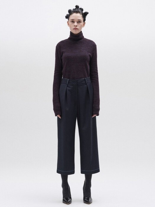 Tailoring cropped TR