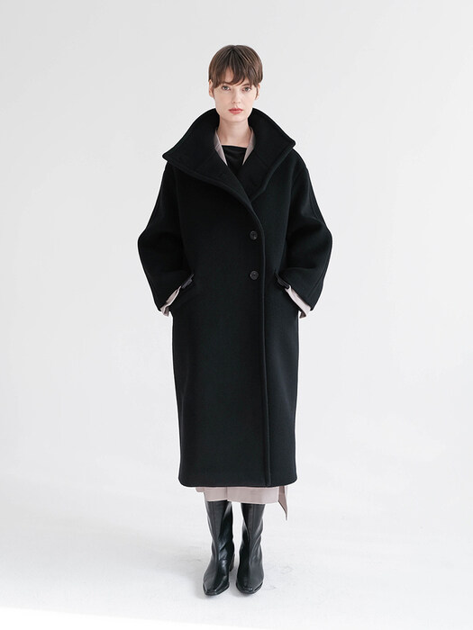 HAYES COAT (BLACK)