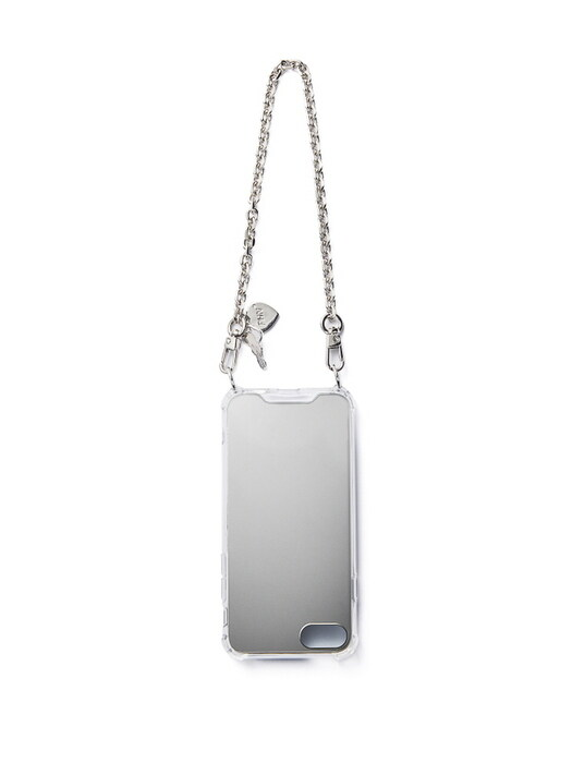 486 SILVER CHAIN CASE ver. short