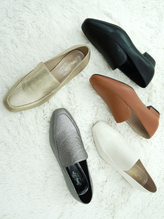 [단독] J SQUARE LOAFER_JJN93GFT05