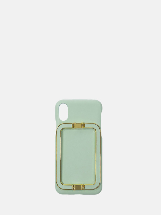 IPHONE X/XS CASE LINEY MINT
