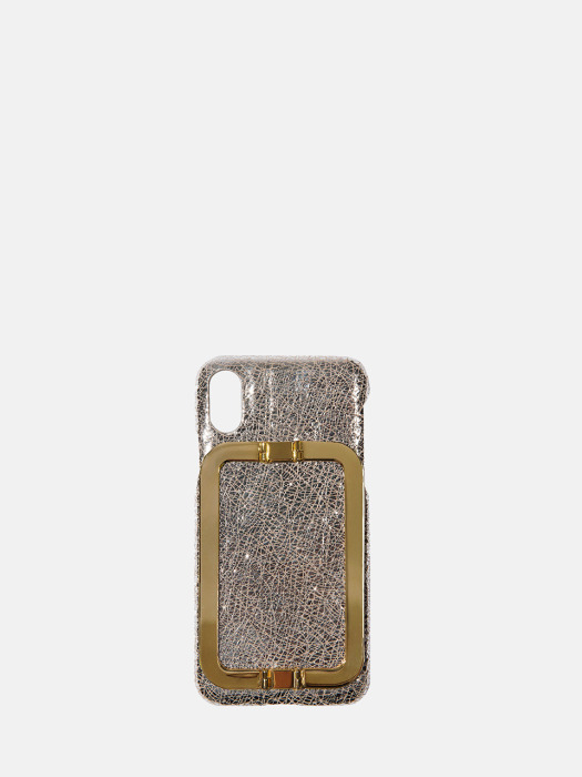 IPHONE XS MAX CASE SILVER