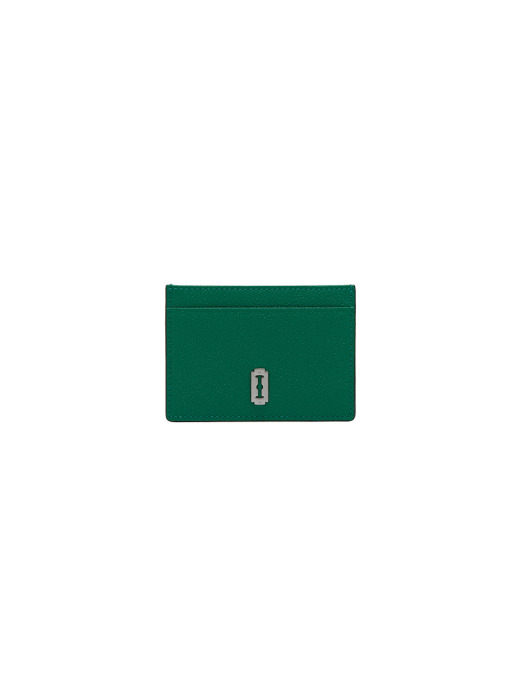 Occam Razor Card Holder (오캄 레이저 카드홀더) Dreamy green