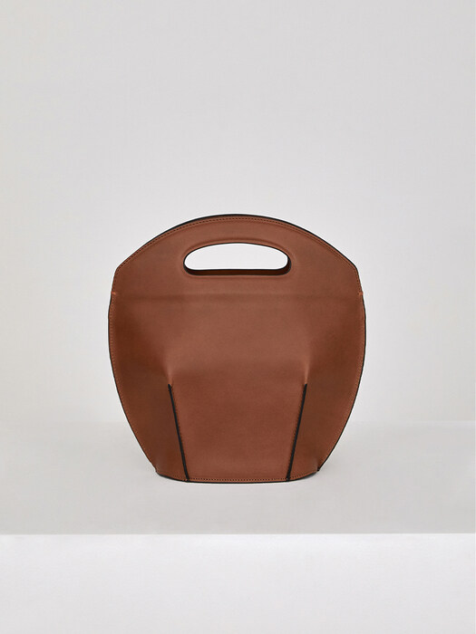 20SS BUCKET BAG - BROWN