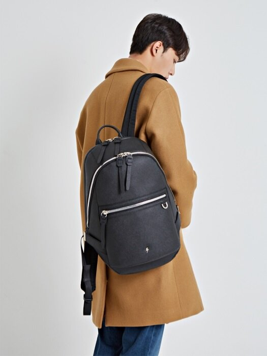 Light Leather Backpack Standard