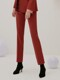 [Drama Signature] Slim Straight Trousers_4colors