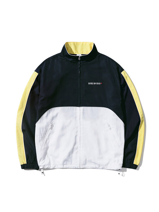 WARM UP TRACK JACKET [NAVY]