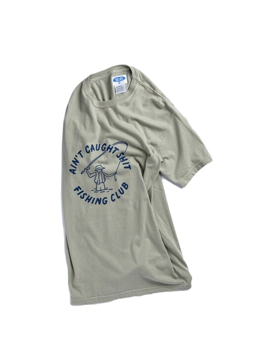 [BIGWAVE Originals] Fishing Club T