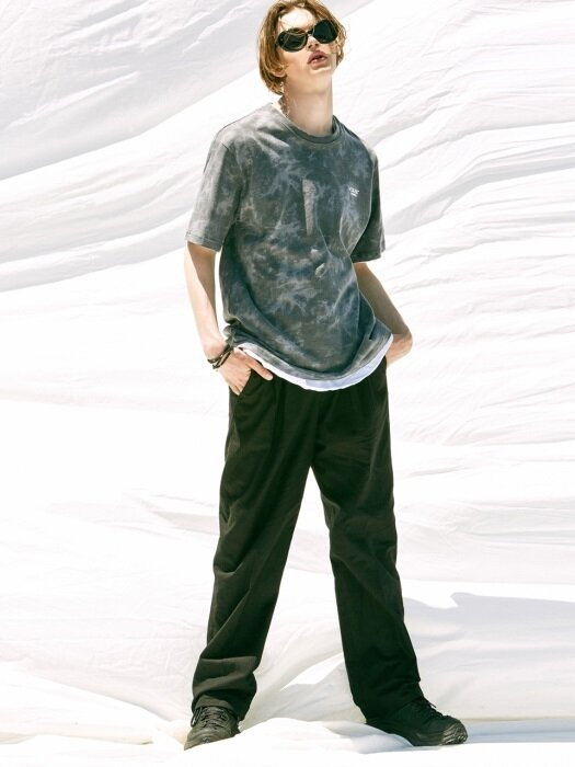 V240 LINEN WIDE PANTS_BLACK