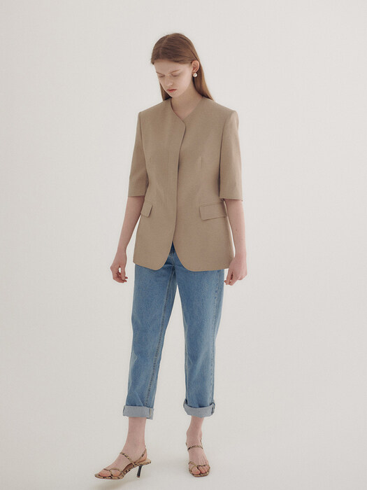 20N summer minimal jacket [K/BE]