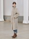 20WN wool trench coat [W/GY]