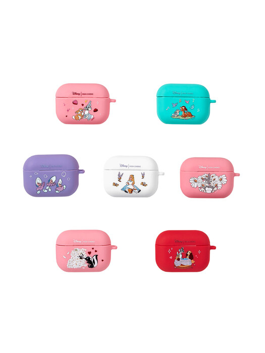 HIGH CHEEKS x Disney Airpod Case_Pro