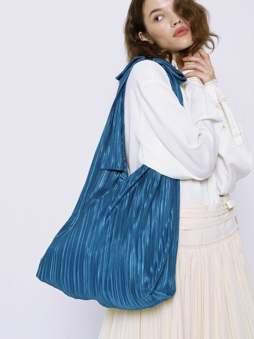 [리퍼브상품]Pleapi Shoulder Bag_Blue