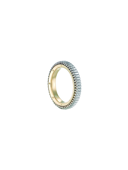 Absolute Ring (Yellow & White Gold. 18kt)