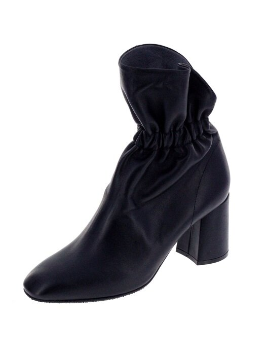 ankle point ruffle booots (P8609)