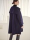 SAILOR COLLAR COAT_NAVY