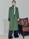Double-breasted Tailored Coat_3colors