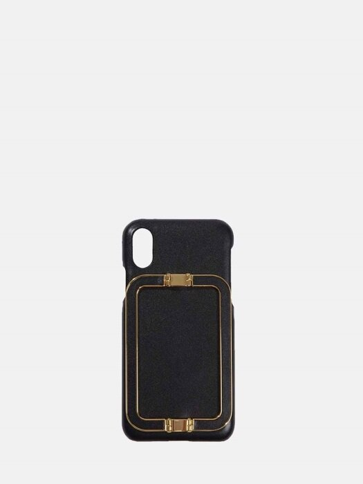 IPHONE X CASE_LINEY BLACK