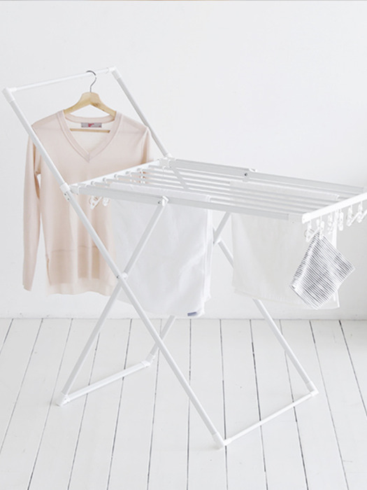 White Space Drying Rack
