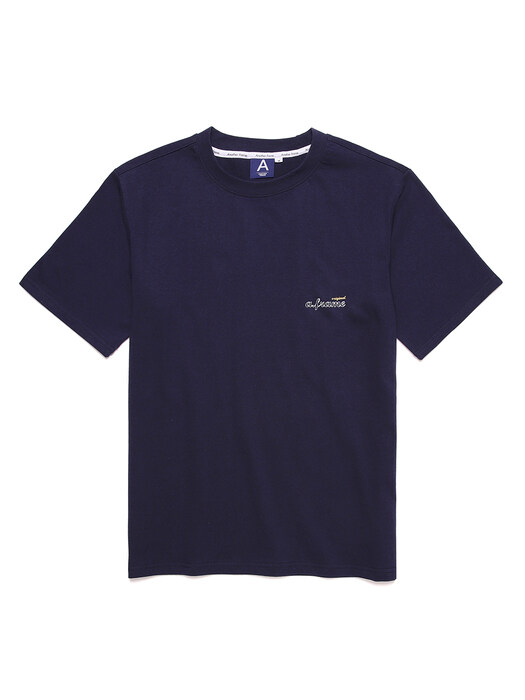 PREMIUM SIMPLE T-SHIRT (NAVY)