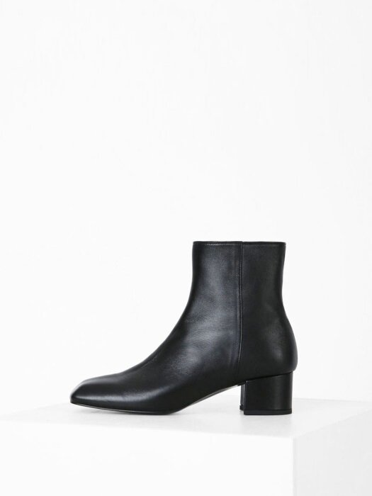 PRISM ANKLE BOOTS - BLACK