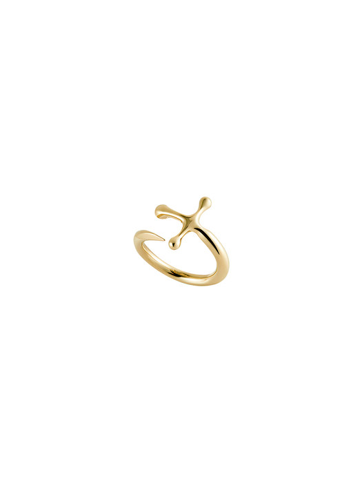 Desire Ring (Yellow Gold. 18kt)