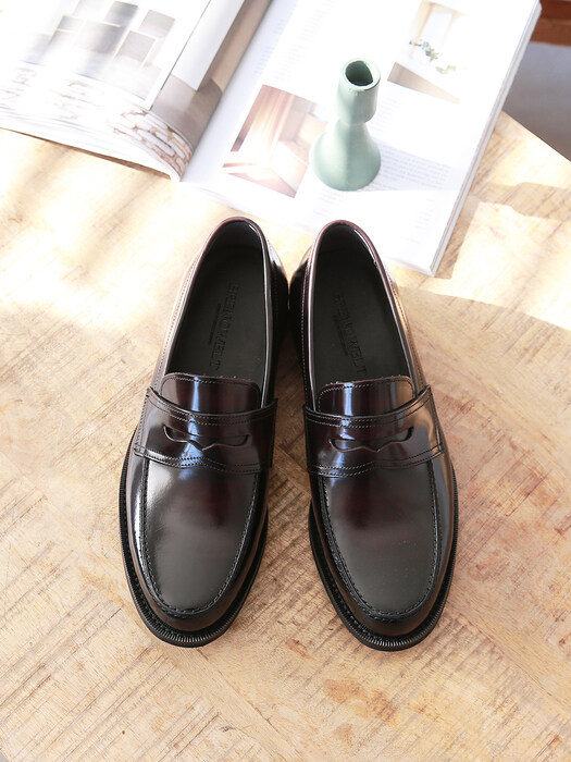 [리퍼브]Shine Penny Loafer#5154
